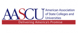 aascu american association of state colleges and universities logo