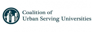 coalition of urban serving universities logo